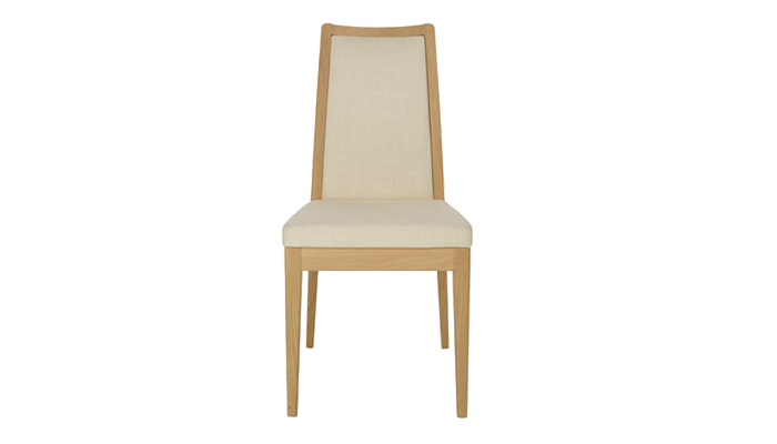 Padded Back Dining Chair