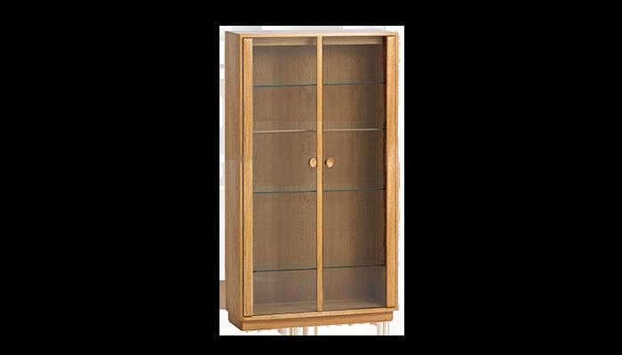 Medium Display Cabinet