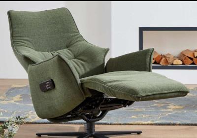 Himolla Fabric Upholstery