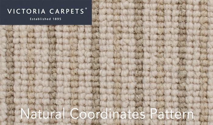 Natural Co-ordinates Pattern
